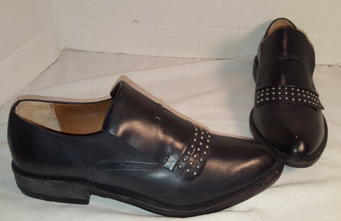 NEW FREE PEOPLE AS 98 TOTAL ECLIPSE  HerrenWEAR LOAFERS STUDDED Schuhe US 10 EUR 40
