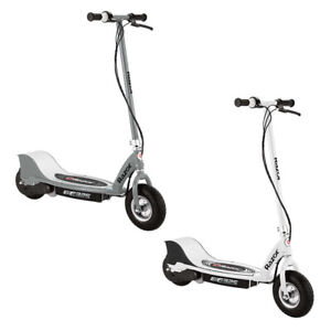 Razor-E325-Electric-Battery-Motorized-Ride-On-Kids-Scooters-1-White-amp-1-Silver