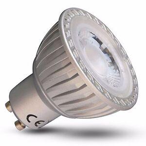 led lampe gu10 leuchtmittel ersatz birne strahler 3w 5w 7w spot lampe smd ebay. Black Bedroom Furniture Sets. Home Design Ideas