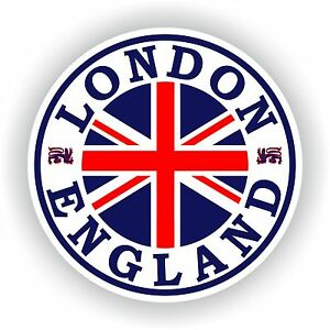 Seal-Sticker-of-England-London-Union-Jack-Flag-Bumper-Roundel-Truck-Laptop-Car