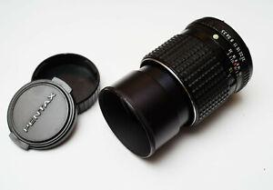 SMC-Pentax-M-135mm-f-3-5-Telephoto-Prime-lens-PK-mount-DSLR-Mirrorless-adaptable
