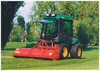 3 Pto Flail Mower - 60 Cutting Width - 540 Rpm - 1 To 5 Cutting Height