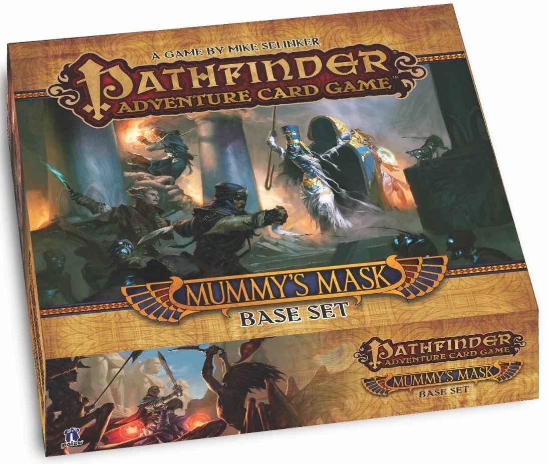 Pathfinder Adventure Card Game - Mummys Mask Base Set