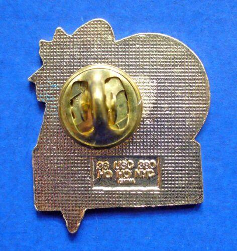 USA 1996 OLYMPICS PIN Vintage ATLANTA Parrot Tampa Bay FLORIDA Enamel NEW