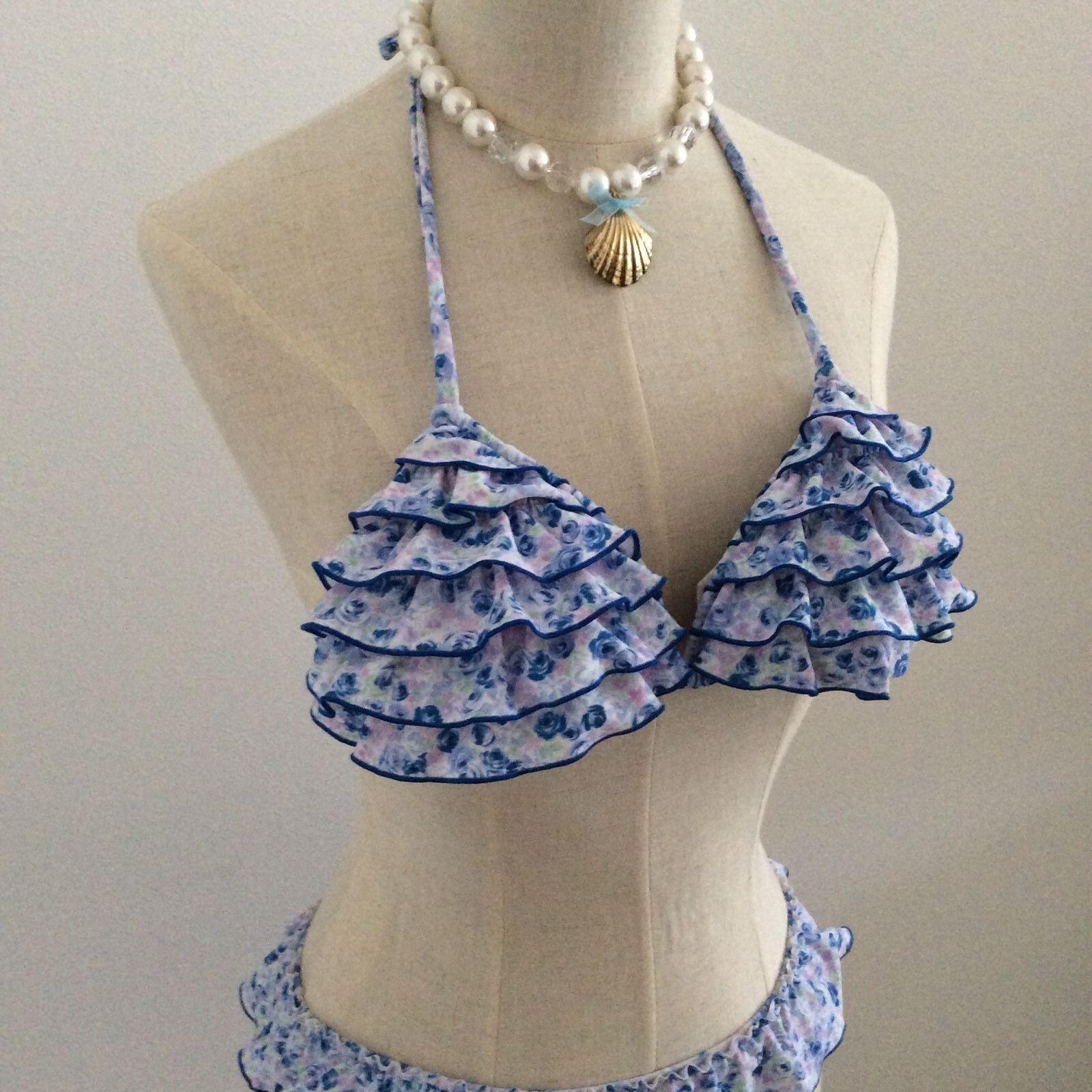 LIZ LISA swimwear bikini made in Japan Kawaii Japanese Gyaru Fashion