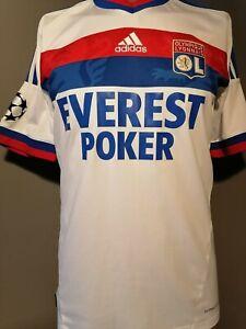 Olympique Lyon Fussball Trikot  2010//2011 Gr.XL