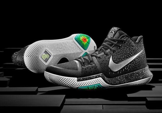 Nike kyrie 3 schwarz ice größe kobe qs - 11.852395-018 jordan kobe größe 2982ea