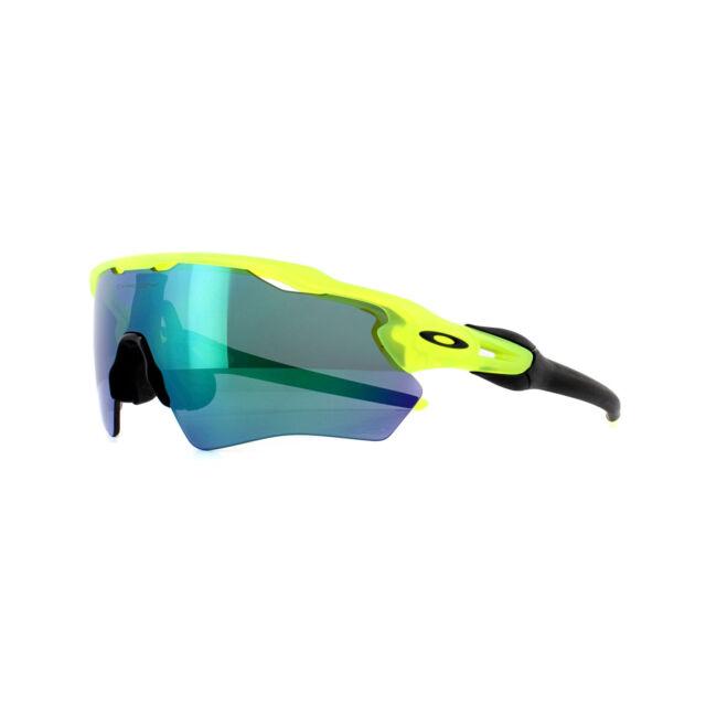 23b87aaedffb8 Oakley Sunglasses Radar EV XS Path Youth Fit OJ9001-02 Matte Uranium Jade  Iridiu