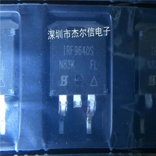 5 x IRF9640STRLPBF IRF9640S TO-263 Power MOSFET