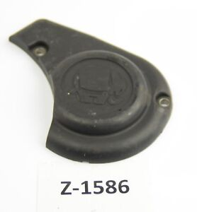 CAGIVA-W8-125-Ano-bj-2000-Tapa-de-la-bomba-de-Aceite-Cubierta-del-motor
