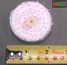 SISAL Buffing Wheel 50mm x 1 Section - Coarse Polishing Mop For Metal - S50/1