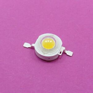 3W-Warm-White-High-Power-EPISTAR-Chip-LED-Diode-Bulb-PCB-Lamp