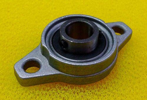 Flange 20mm Zinc Alloy FL004 2 PCS KFL004 Metal Pillow Block Bearing