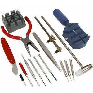 watch opener repair tool kit