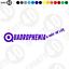 1 colour 2525-0320 Quadrophenia Stickers Vinyl Decals