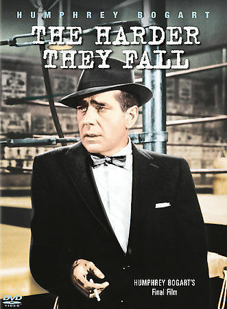 1 of 1 - NEW The Harder They Fall DVD Humphrey Bogart