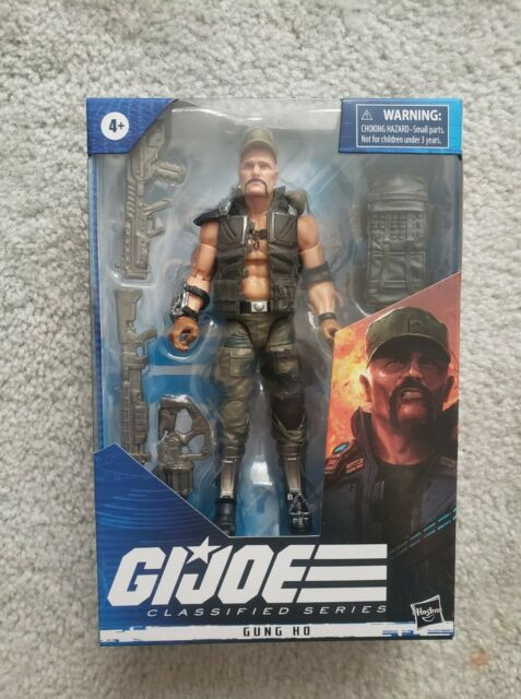 G.I Joe Gung Ho Classified Series Action Figure