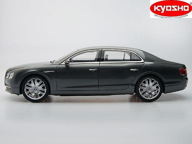 Kyosho 08891gn Bentley Flying spur w12 Granite