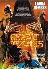 Erotic Nights Of Living Dead Poster 01 A2 Box Canvas Print