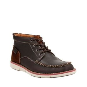 9 Stivale Lea 11 Mid G 7 Ut Mens Clarks marrone Kyston 8 cuscino Uk 10 scuro SfqT7Yg01w