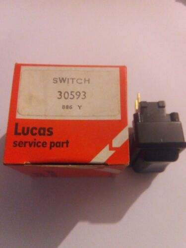 2 Position Lucas Rocker Switch Suitable For David Brown Tractor