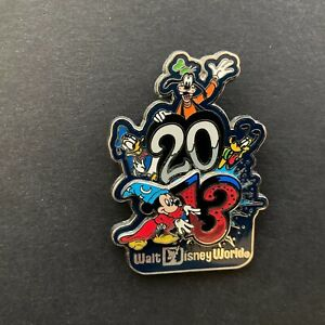 WDW-Dated-2013-Sorcerer-Mickey-Donald-Goofy-and-Pluto-Disney-Pin-93942