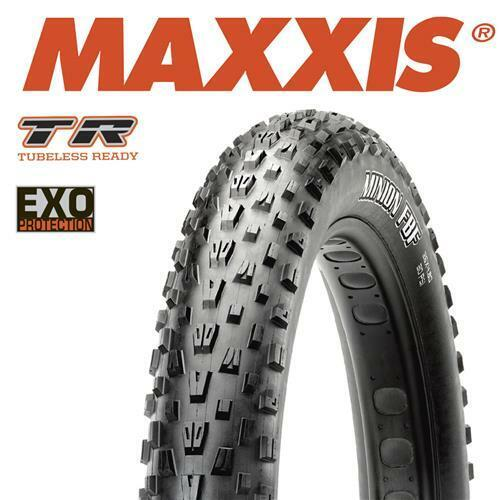 MAXXIS Minion FBF 27.5 x 3.80  EXO Tubeless Ready Fat Bike Front-specific Tyre