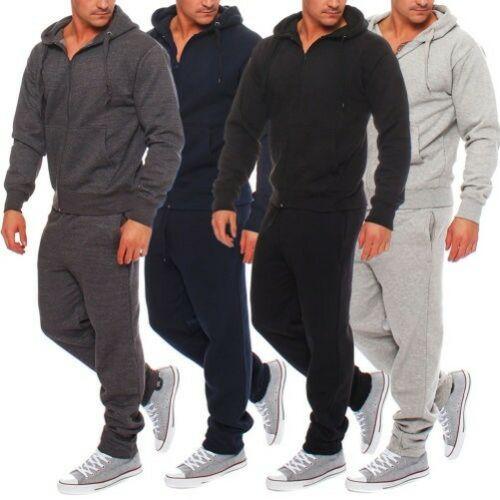Da Uomo Ginnastica Sportiva Hype Pantaloni Tuta Completo Sweatshirt Inc Jogging XZFxxw5vq