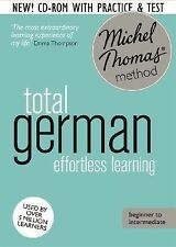 Total German: Revised (Learn German with the Michel Thomas Method) by Michel...