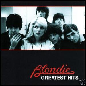 BLONDIE-GREATEST-HITS-D-Remaster-CD-DEBORAH-HARRY-70-039-s-BEST-OF-NEW