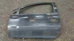 Renault-Clio-MK3-2005-2012-Passenger-NSF-Front-Door-Black-676-3dr