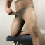 High-Waist-8D-Men-Oil-Shiny-Glossy-Pantyhose-Nylon-Stockings-Tights-Sheath-Open thumbnail 1