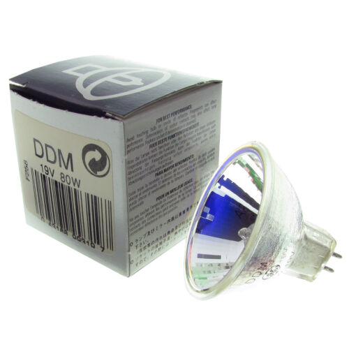 DDM 19v 80w GX5.3 GE 43206 Projector Bulb Lamp DDM UK Stock