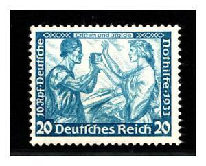 Dt-Reich-Mi-Nr-505-geprueft-Zierer
