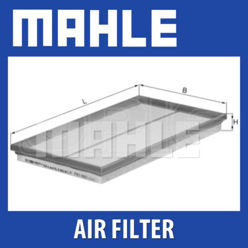 CLK430 MAHLE Filtro aria MERCEDES LX781