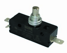 Suns S 14m Panel Plunger Snap Action 25a Micro Switch Aspdf3j04ac