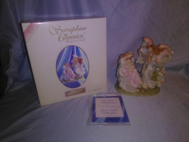 Roman, Seraphim Classics Angels, Song of Praise