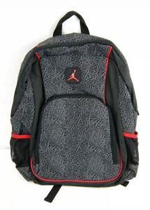 8da273abdea Image is loading NIKE-JORDAN-Jumpman-Elephant-2-Strap-School-Backpack-