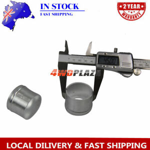 Aluminum-Radiator-Hose-Pipe-For-Holden-chevy-kingswood-OD-45mm-Outlet-Inlet