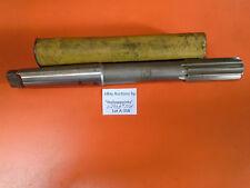 Morse Nos 12905 Vintage Chucking Reamer Hss 10 Flute 4 Morse Taper 1656 A358