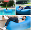 thumbnail 5 - EDEUOEY Inflatable Lounger Air Sofa: Waterproof Beach Travel Outdoor Recliner Gi