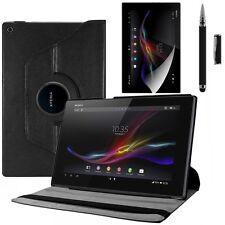 kwmobile Schutz Hülle für Sony Xperia Tablet Z Tasche Schwarz Case Kunstleder