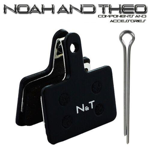 N/&T Shimano BR M315 M355 M365 M375 M395 M415 M416A Semi Metallic Disc Brake Pads