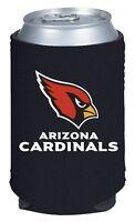 Arizona Cardinals Beer Soda Water Can Bottle Koozie Kaddy Holder