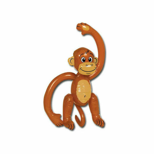 51 cm Party Dekoration Aufblasbarer Affe ca