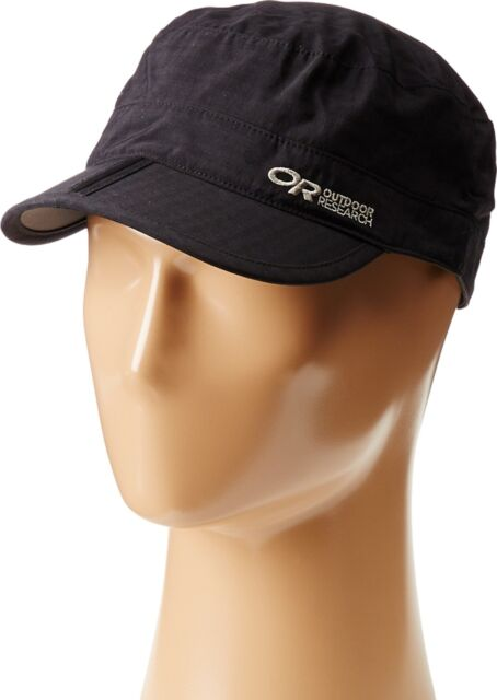 Outdoor Research Radar Pocket Cap Black Check Large Womens for sale ... 4ad97de5c88