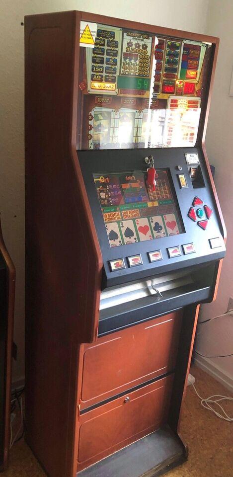 DAE - Magic Poker, spilleautomat, God