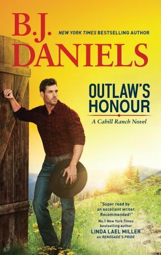 NEW OUTLAW'S HONOUR By B.J. Daniels Paperback Free Shipping