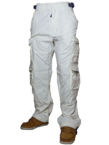 JET Lag Cargo Pant 007 Security Nero Beige Blu Denim Olive Grigio Marrone Bianco