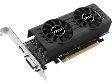 MSI Radeon RX 460 DirectX 12 Radeon RX 460 2GT LP 2GB 128-Bit GDDR5 PCI Express